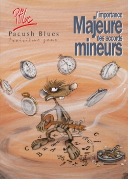 Pacush Blues - Tome 03