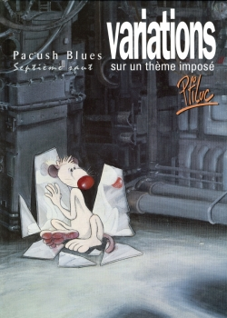 Pacush Blues - Tome 07