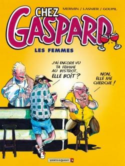 Chez Gaspard - Tome 01