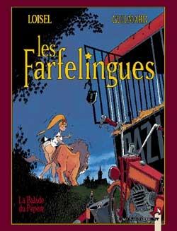Les Farfelingues - Tome 01