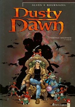 Dusty Dawn - Tome 01