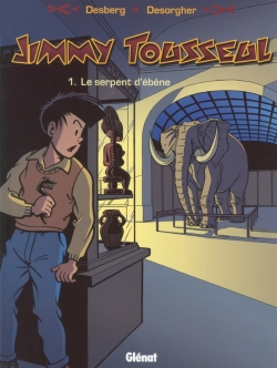 Jimmy Tousseul - Tome 01