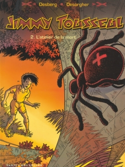 Jimmy Tousseul - Tome 02