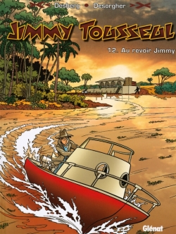 Jimmy Tousseul - Tome 12