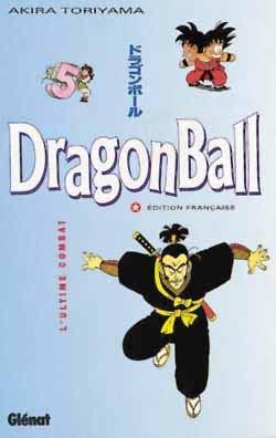 Dragon Ball (sens français) - Tome 05