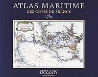 Atlas maritime des côtes de France-1764