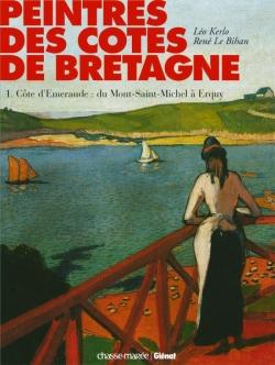 Peintres des côtes de Bretagne - Tome 01