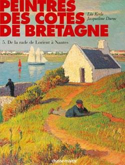 Peintres des côtes de Bretagne - Tome 05