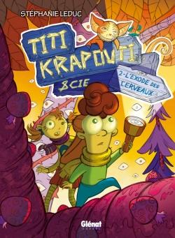 Titi Krapouti et Cie - Tome 02