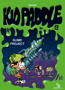 Kid Paddle - Tome 13