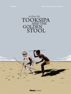 Tooksipa et le tabouret d'or (version GB)
