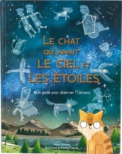 Le chat qui aimait le ciel et les étoiles