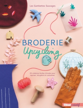 Broderie upcycling