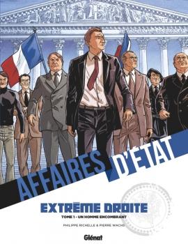 Affaires d'Etat - Extrême Droite - Tome 01