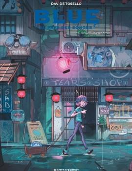 Blue au pays des songes - Tome 02