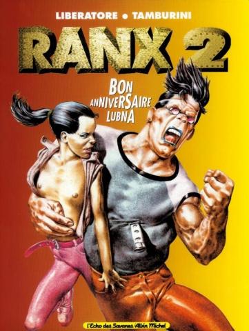 Ranx - Tome 02