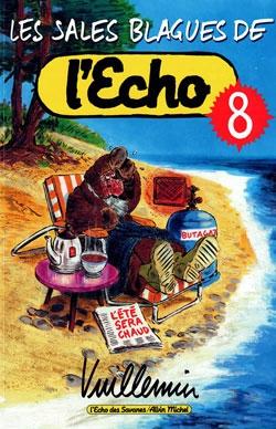Les Sales Blagues de l'Echo - Tome 08