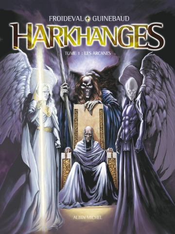 Harkhanges - Tome 01