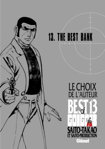 Golgo 13 - Le choix de l'auteur - The Best Bank