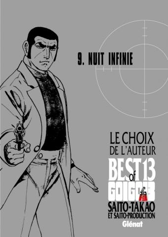 Golgo 13 - Le choix de l'auteur - Nuit infinie