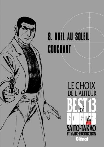 Golgo 13 - Le choix de l'auteur - Duel au soleil couchant