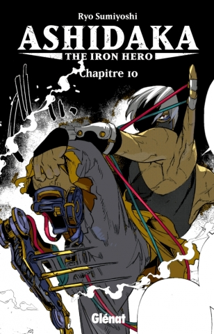 Ashidaka - The Iron Hero - Chapitre 10
