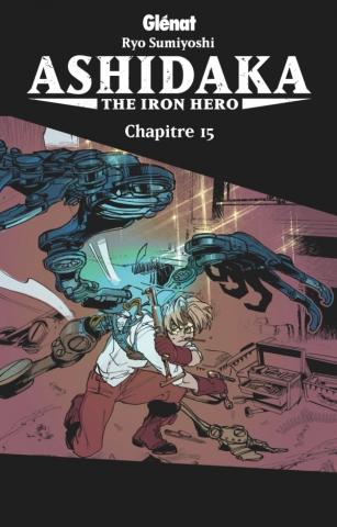 Ashidaka - The Iron Hero - Chapitre 15