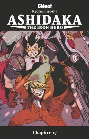 Ashidaka - The Iron Hero - chapitre 17