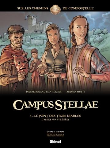 Campus Stellae, sur les chemins de Compostelle - Tome 03