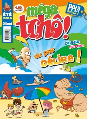 Méga Tchô ! - Été 2014