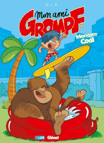 Mon Ami Grompf - Tome 09