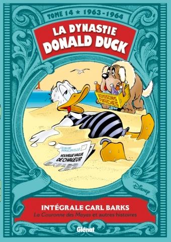 La Dynastie Donald Duck - Tome 14