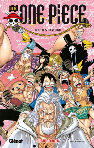 One Piece - Édition originale - Tome 52