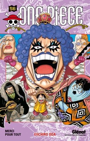 One Piece - Édition originale - Tome 56