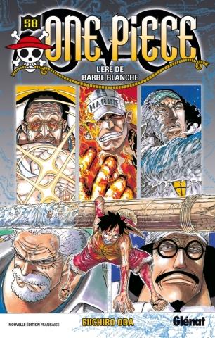 One Piece - Édition originale - Tome 58