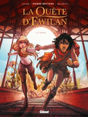 La Quête d'Ewilan - Tome 02