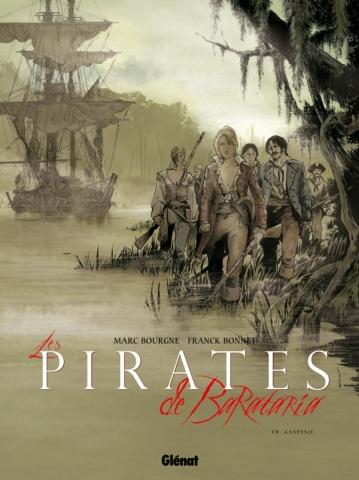 Les Pirates de Barataria - Tome 08