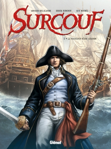 Surcouf - Tome 01 NE