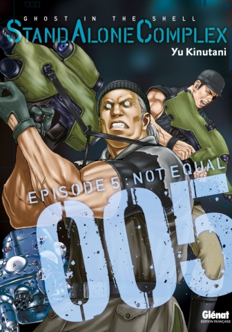 The Ghost in the shell - Stand Alone Complex - Tome 05