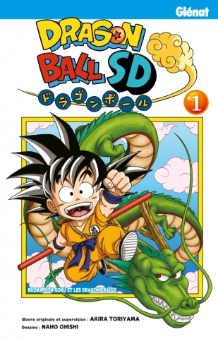 Dragon Ball SD - Tome 01