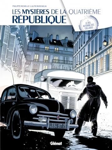 Les Mystères de la 4e République - Tome 03