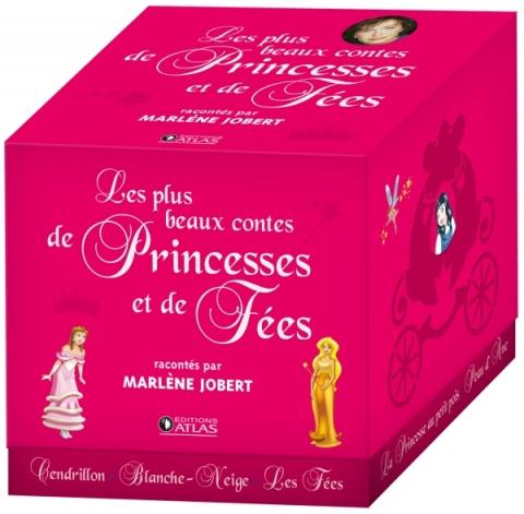 Les plus beaux contes de princesses et de fées