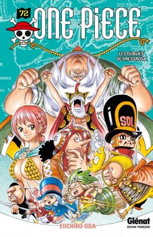 One Piece - Édition originale - Tome 72