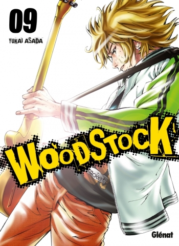 Woodstock - Tome 09