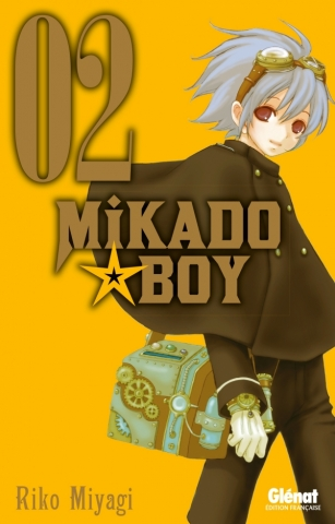 Mikado Boy - Tome 02