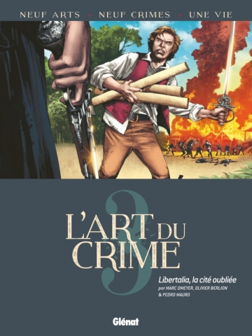 L'Art du Crime - Tome 03