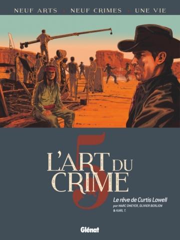 L'Art du Crime - Tome 05