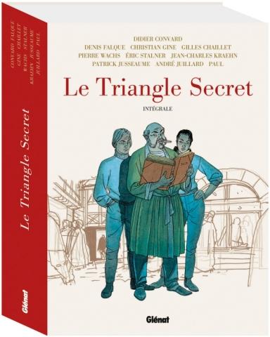 Le Triangle Secret - Intégrale