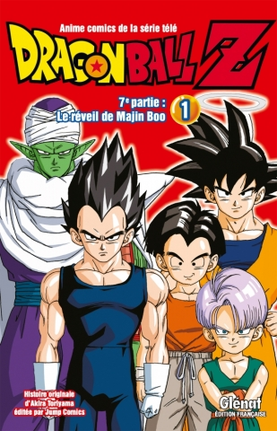 Dragon Ball Z - 7e partie - Tome 01