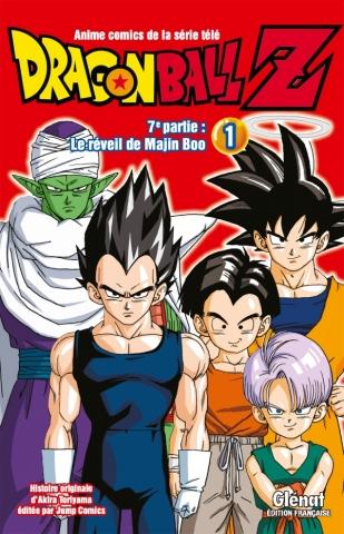 Dragon Ball Z - 7e partie - Tome 01